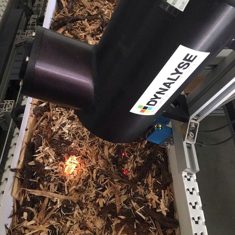 Mc Pro 910 mäter effektivt fuktinnehåll i olika material